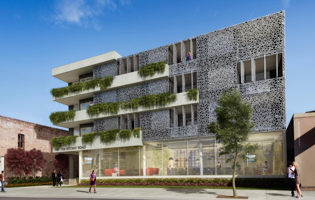 Council DA Photomontage | Couvaras. Architects Sydney