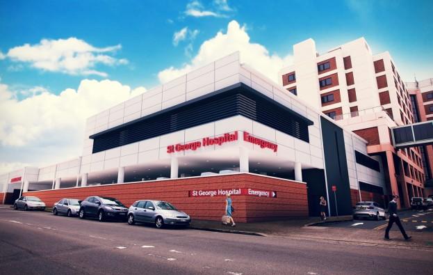 St George Hospital Sydney | HPI Architects