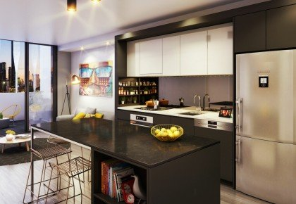 360_Property-Fortitude_Valley_Brisbane-2D_Interior_Render
