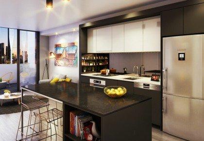 360_Property-Fortitude_Valley_Brisbane-2D_Interior_Render